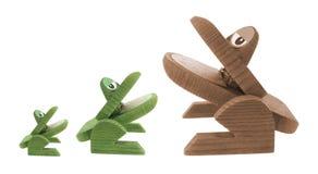 Râs de madeira imagens de stock