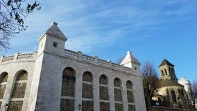 Réservoir DE Montmartre en Paroisse Saint-Pierre DE Montmartre Royalty-vrije Stock Fotografie