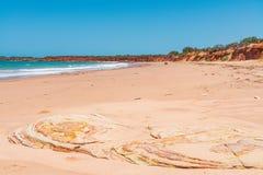 Różnorodny piękno Broome z, colours i, fotografia royalty free