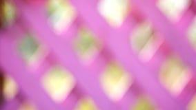 Różowy tło zdjęcie wideo