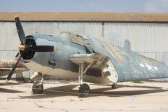 Rächer Torpedo-Bomber-Grummans TBF Lizenzfreies Stockbild
