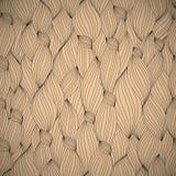 räcka-dragit mönstra, vinkar bakgrund Fotografering för Bildbyråer