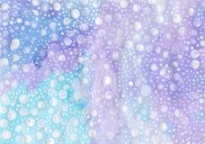 Räcka teckningsagurellebakgrund för tillverkningen av vykortet Fotografering för Bildbyråer
