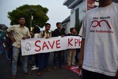 Räddningkpk för indonesia Royaltyfri Bild