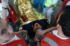 Räddningsaktion 011 Arkivfoto