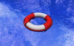 räddningsaktioncirkel vektor illustrationer
