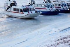Räddningsaktionfartyg royaltyfri foto