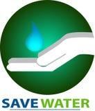 Räddningvatten vektor illustrationer