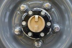 Räderfahrzeuge Stockfoto