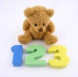 räkna för björn Royaltyfri Foto