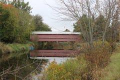 räknad bro Arkivfoton