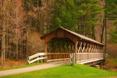 räknad bro Fotografering för Bildbyråer