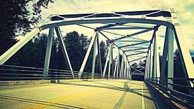 räknad bro Arkivbilder