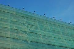 räknad scaffold Fotografering för Bildbyråer