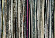 räknar vinyl Royaltyfria Bilder