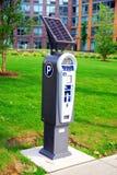 räkneverk nya parkerande york Fotografering för Bildbyråer