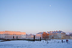 RäkningsPotocki slott Arkivbild