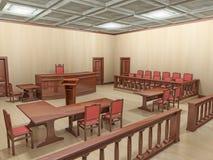 rättssal Arkivbilder