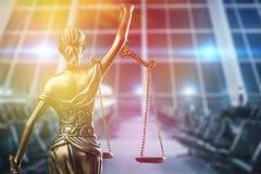 Rättvisastaty Arkivfoton