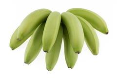 rå banan Arkivfoto