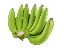 rå bananer Royaltyfri Foto