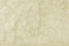 Rå Closeup för makro för ull för Merinofår, stor detaljerad vit texturerad bakgrund för modellkopieringsutrymme, horisontaltextur arkivfoton
