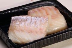 Rå fisk Royaltyfri Foto