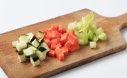rå grönsak royaltyfria foton
