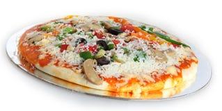 rå grönsak för pizza Royaltyfri Foto