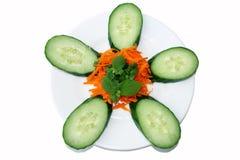 rå grönsaker Fotografering för Bildbyråer