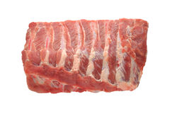 Rå grisköttstöd Royaltyfri Foto