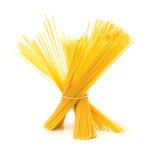 rå italiensk pasta Royaltyfri Fotografi