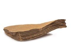 Rå kakaomass Fotografering för Bildbyråer