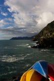 Rå kust Royaltyfri Fotografi