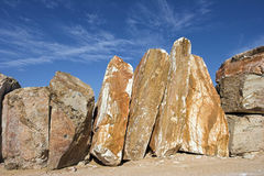 rå marmor arkivfoton