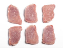 rå meat Royaltyfri Bild