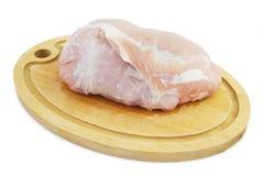 rå meat Fotografering för Bildbyråer