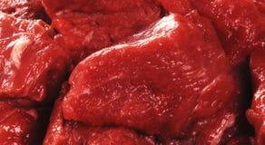 Rå nötköttköttbakgrund fotografering för bildbyråer