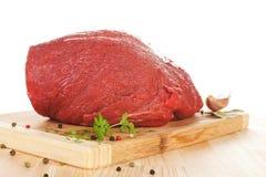rå nötköttmeat royaltyfria foton
