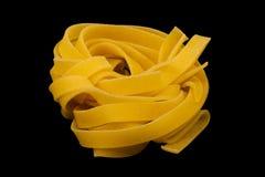 rå pasta Fotografering för Bildbyråer