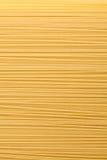 rå pasta Arkivbild