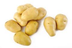 rå potatis arkivfoto