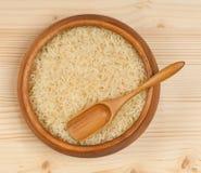 rå rice Royaltyfri Bild