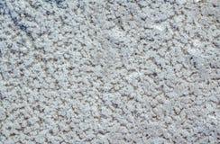 Rå salt kristalltextur Arkivfoton