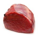 Rå skarv av nötkött fotografering för bildbyråer