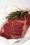 rå stek Fotografering för Bildbyråer