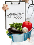 råda sund doktorsmat arkivbild