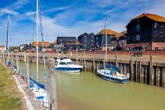 Råg östliga Sussex England UK Arkivfoto