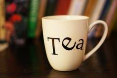 Råna av tea Royaltyfri Foto