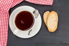 Råna med svart te textur planlägg ditt härligt brigham royaltyfri foto